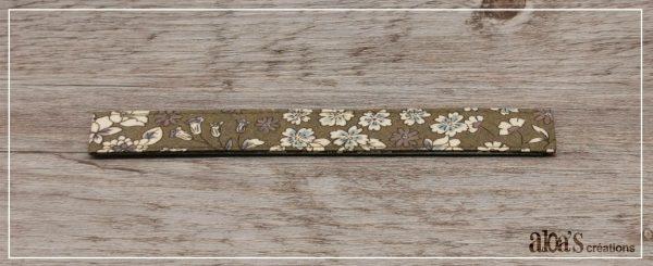 bracelet de montre lanière liberty poiray ou oj perrin