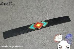 bracelet_montre-poiray-ojperrin-aloascreations-cuir_noir
