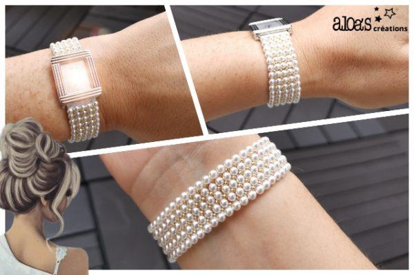 bracelet_montre-poiray-ojperrin-aloascreations-perles_de_culture
