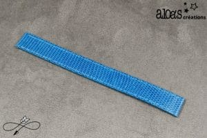 bracelet_montre-poiray-ojperrin-aloascreations_cuir-lézard-bleu