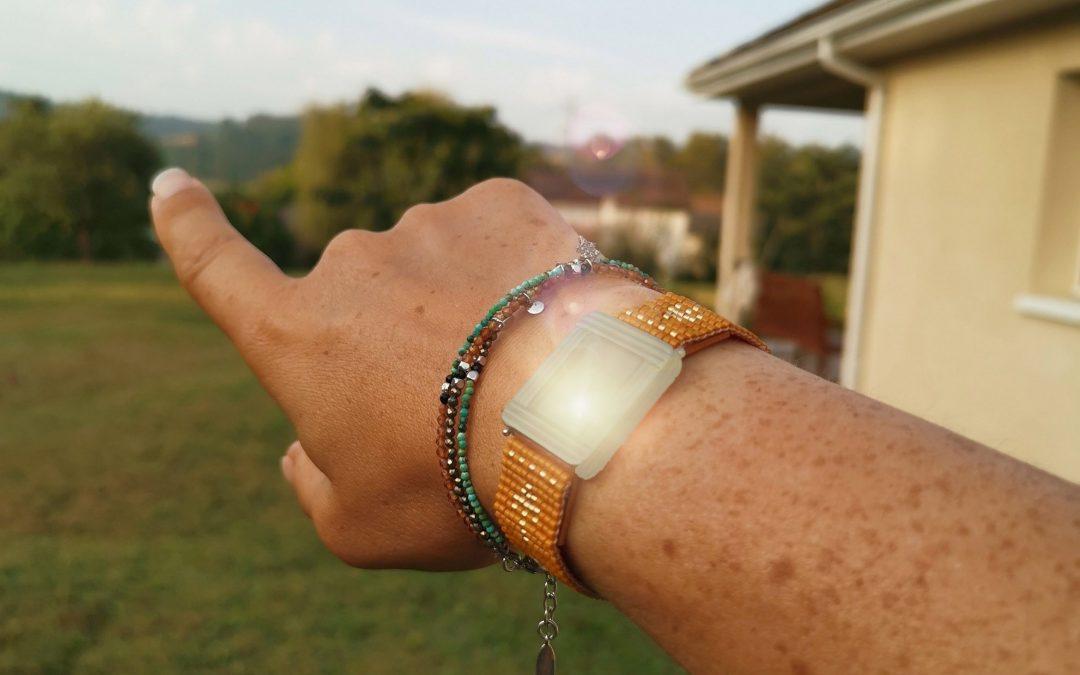 Définir la longueur de ses bracelets lanière