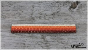 bracelet de montre bayadère poiray ou oj perrin